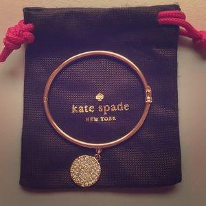 Kate Spade Pendant Bracelet